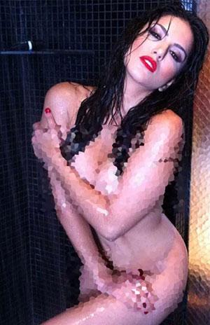 HOT: Sunny Leone posts her nude pictures on twitter! Zeenews Bureau