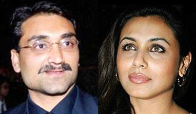 SPOTTED: Rani Mukerji on a romantic date with Aditya Chopra