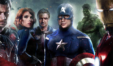 `The Avengers` sequel in 2015