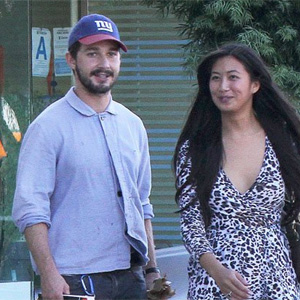 What Shia LaBeoufs gal thinks of beaus real sex scene in new flick?