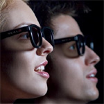 Enjoy 3D movies without glasses