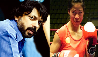 Boxer Mary Kom's life on celluloid!