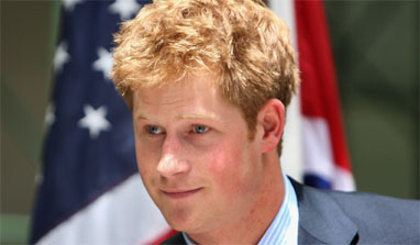 Prince Harry goes 'royally' nude at strip pool party!