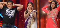 No SRK or Aishwarya for Salman on 'Jhalak'