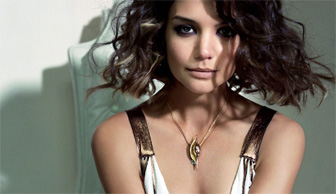 Katie Holmes to present designs at NY fashion week