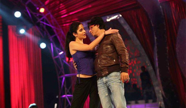 What made Katrina Kaif desperate to work with Shah Rukh Khan?