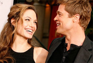 Brad Pitt busy planning wedding