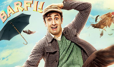 'Barfi' Review: It is an out and out entertainer!