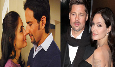 Brad Pitt wishes Saif-Kareena a blissful married life ahead