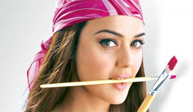 Priety Zinta`s `Ishkq In Paris` wraps up