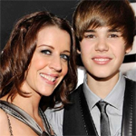 Justin Bieber misses his mother