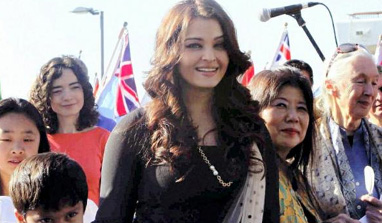 Aishwarya Rai Bachchan invokes Sanskrit `shloka` at UN address