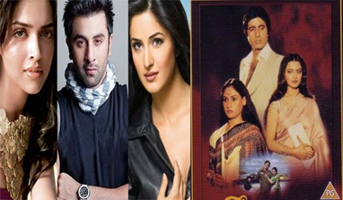 'Good friends' Katrina, Ranbir and Deepika to come together for 'Silsila' remake?