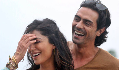 Mehr Jesia all praise for Arjun Rampal in `Inkaar`