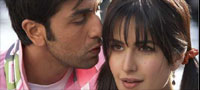 Romance brewing between Ranbir Kapoor and Katrina Kaif?
