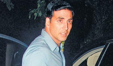 Sports not money-making field for me, says Akshay Kumar