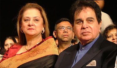 At 90, Dilip Kumar heads for Umrah