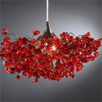 Light up your homes with `Love Chandeliers`