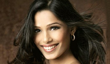 Freida Pinto named hottest Indian chick