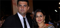 Here's how Vidya Balan met husband Siddharth Roy Kapur for the first time!