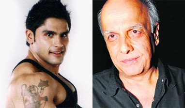 Rahul Bhatt patches up with dad Mahesh Bhatt