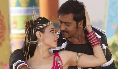 'Himmatwala': Grand launch of the first trailer of Ajay Devgn's action-packed entertainer