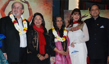 Special screening of `Midnight`s Children` for charity