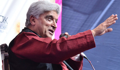 Jaipur Literature Festival 2013: Tameez is missing in Bollywood songs, says Javed Akhtar