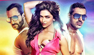 'Race 2' movie review: This race is a grand display of money!
