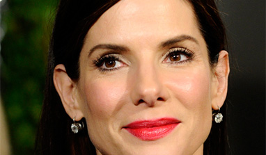 Sandra Bullock wax figure unveiled at Madame Tussauds