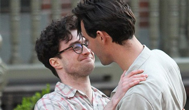 Daniel Radcliffe Gay Kiss 102