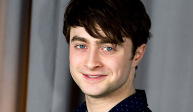 Daniel Radcliffe spotted with mystery brunette in London
