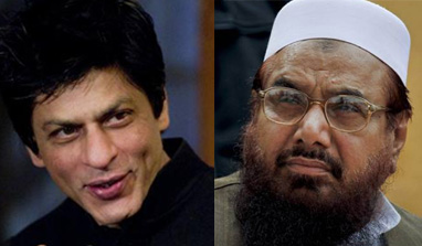 Hafiz Saeed extends support to Shah Rukh Khan