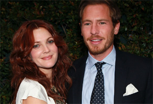 Drew Barrymore loves making husband Will Kopelman smile