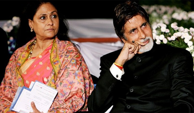 Amitabh and Jaya Bachchan in trouble over land scam