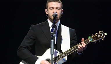 Justin Timberlake to collaborate with designer Tom Ford