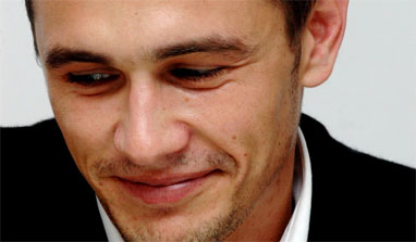 Wouldn't mind having sex on-screen: James Franco