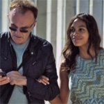 Rosario Dawson `madly in love` with Danny Boyle