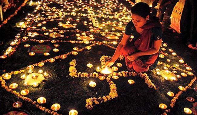 Symbols of Diwali
