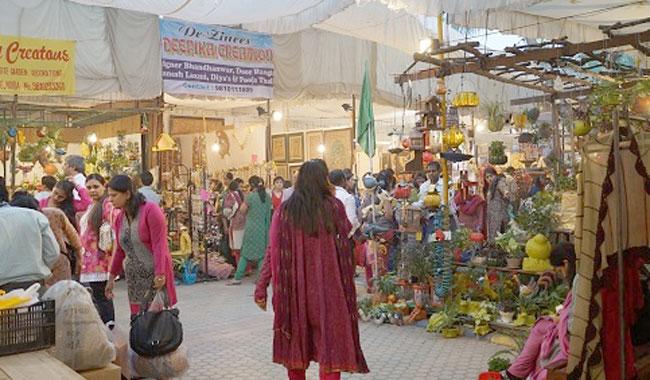 Diwali Bazaar to stay exclusive to Delhi
