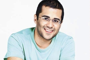 Can`t compare `Kai Po Che!` with `3 Idiots`, says Chetan Bhagat