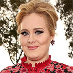 I stress less about life since my son's birth, says Adele