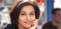Vidya Balan pulled up numerous times for tinted car glasses