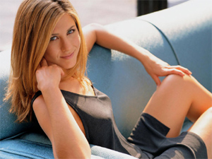 Jennifer Aniston turns 44