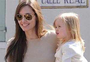 Brangelina's daughter bags paycheque of $3K per week for 1st film role