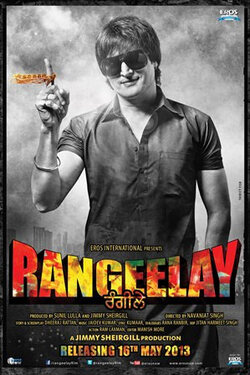 First look of Jimmy Sheirgill`s `Rangeelay` revealed