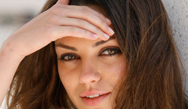 I love being single: Mila Kunis