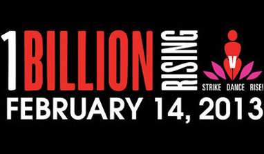 One Billion Rising: Largest day of mass action ever to stop violence against women