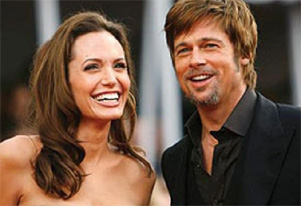Brad Pitt gets Angelina Jolie breath mints for Valentine's Day