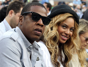 Beyonce, Jay-Z crowned top power couple of 2013